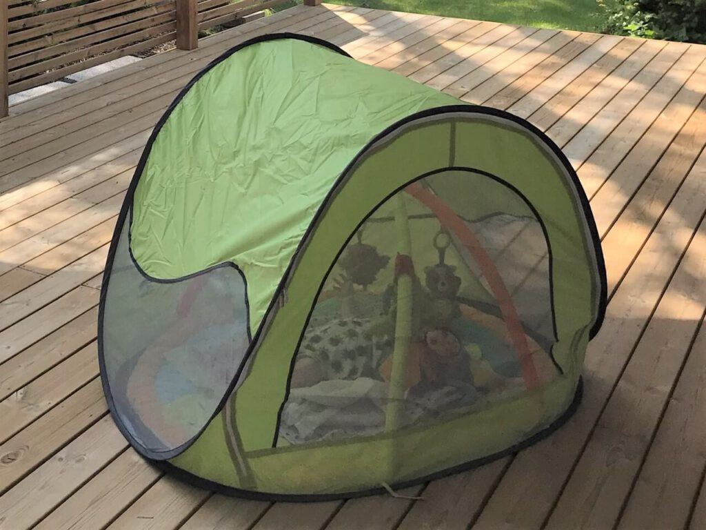 Deryan UV-teltta beach tent